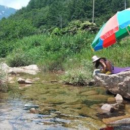 벌레 나라 | 시골집 풍경