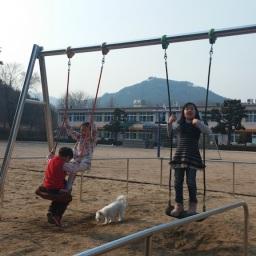 아이들에겐 놀이가 밥이다 | 시골집 풍경