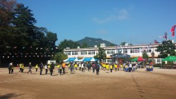 2016 한마음 한가족 가을운동회 | 화북초등학교