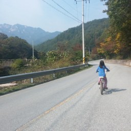 자전거 한바퀴 | 동네한바퀴