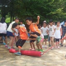 미니 운동회 | 우복동 가족캠프