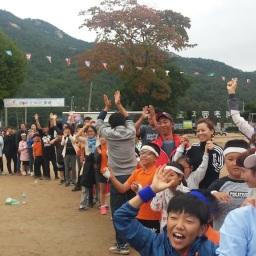 2017 화북초등학교 가을운동회 | 엎치락뒤치락
