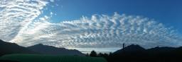 구름 바다 | 가을 아침 풍경