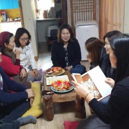 내아이 책읽어주기 학부모 동아리 | 첫모임일지
