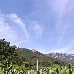 하늘 풍경 | 시시각각