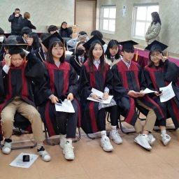 빛나는 졸업장보다 빛나는 아이들 | 제67회 화북중학교 졸업식